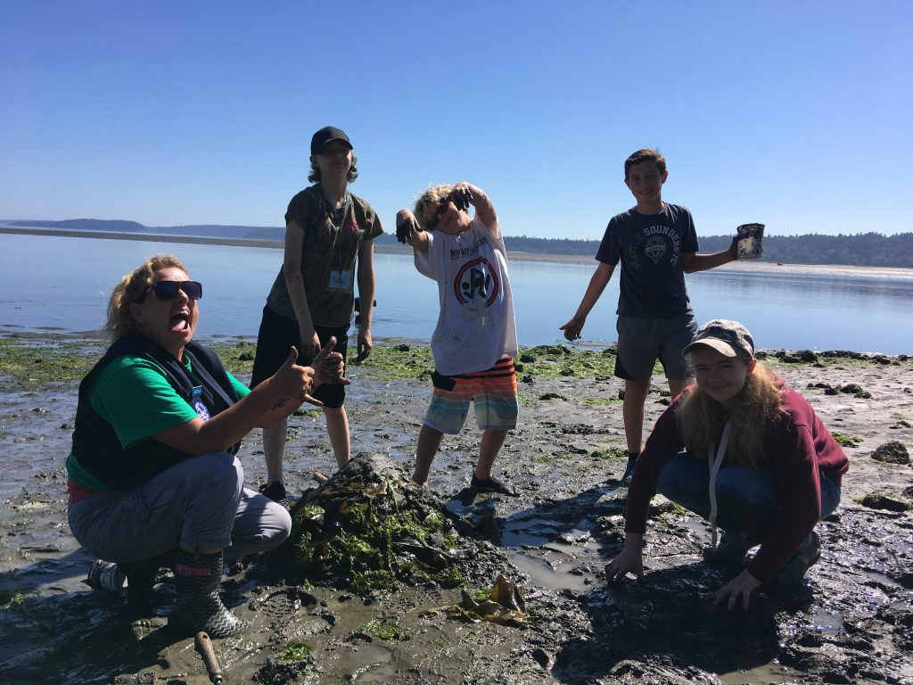 Summer Camps – Nisqually Reach Nature Center